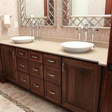 Traditional Bathroom by Welling Kitchen & Bath