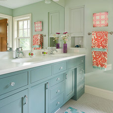 Traditional Bathroom by JALIN Design, LLC