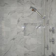 Contemporary Bathroom by Kitchen & Bath Concepts