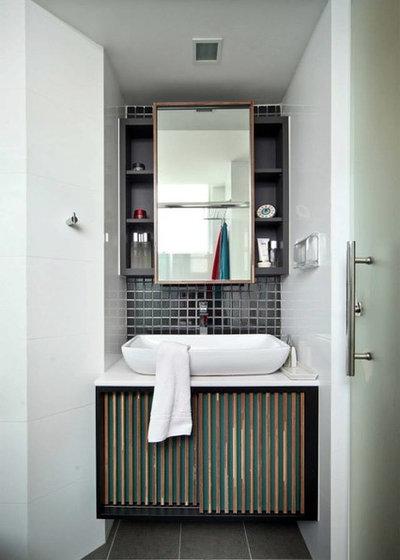 Contemporary Bathroom by Versaform