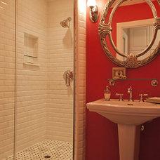 Traditional Bathroom by R. D. Sherrill