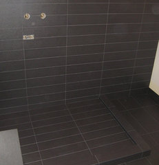 contemporary bathroom by Tarkus Tile, Inc.