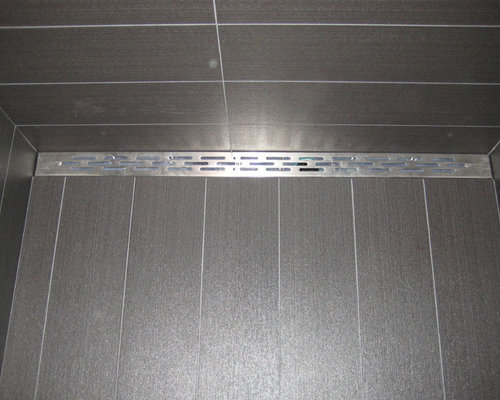 Linear Shower Drain Houzz