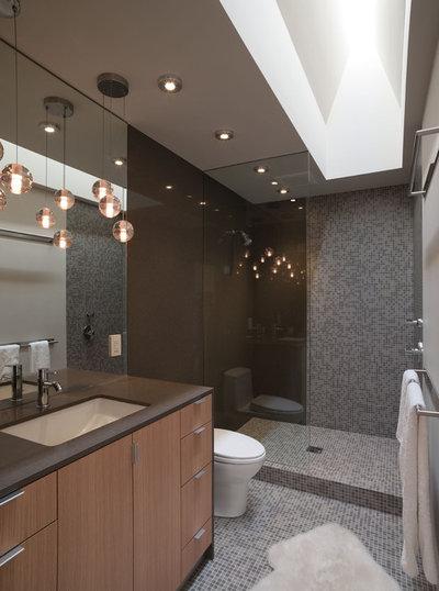 Contemporain Salle de Bain by Webber + Studio, Architects