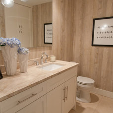 Contemporary Bathroom by Butter Lutz Interiors, LLC