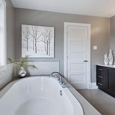 Traditional Bathroom by Unique Spaces
