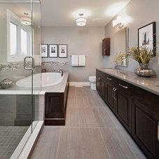 Contemporary Bathroom by Unique Spaces
