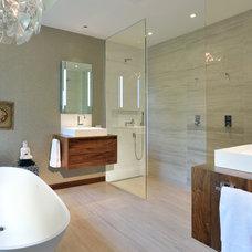 Contemporary Bathroom by Upside  Development