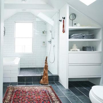Taylor Master bathroom - Cosmetic Renovation