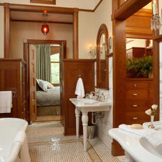 Traditional Bathroom by Raintree Homes