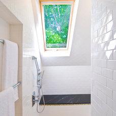 Contemporary Bathroom by HEIDI SCHWEIZER, Architect