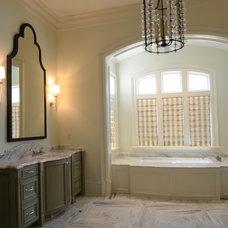 Traditional Bathroom by Jackson Cabinetry LLC
