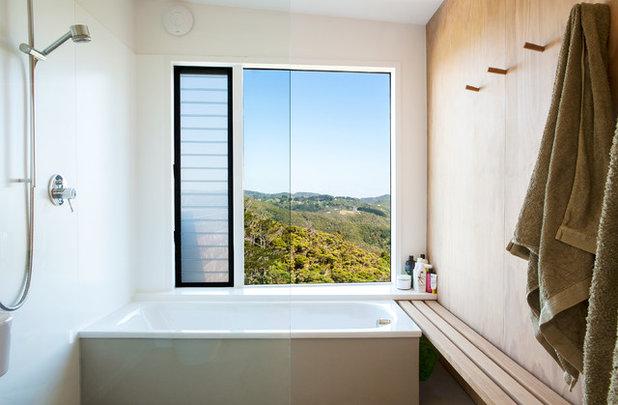 Scandinavian Bathroom by Dorrington Atcheson Architects