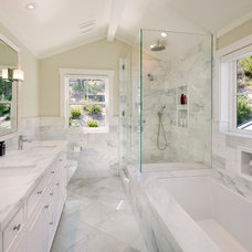 Traditional Bathroom by Neumann Mendro Andrulaitis Architects LLP