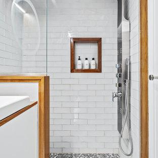Teak Bathroom