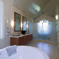 Traditional Bathroom by Team 7 International