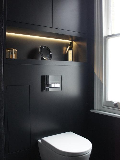 Shabby chic style badezimmer mit wandwaschbecken design for Badezimmer ideen shabby