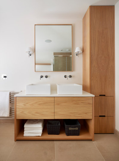 Contemporáneo Cuarto de baño by Kitchen Architecture