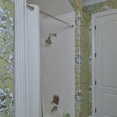 Modern Bathroom by Carla Aston   Interior Designer