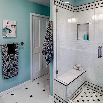 Our bathroom on pinterest tiffany blue bathrooms tiffany blue and bathroom - Tiffany blue bathroom ideas ...