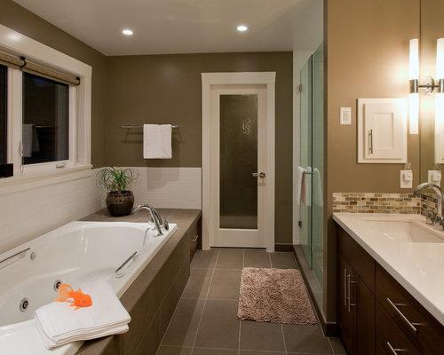 rectangular tile home design ideas renovations photos
