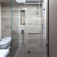 Contemporary Bathroom by Kat Alves Photography