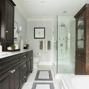 75 Traditional Bathroom Ideas: Explore Traditional Bathroom Designs ...