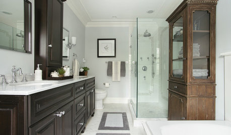 8 Elements of a Traditional-Style Bathroom