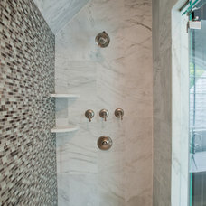 Contemporary Bathroom by Michelle Winick Design