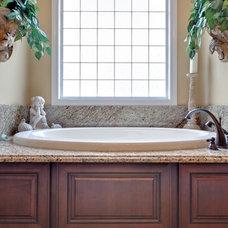 Traditional Bathroom by Turan Designs, Inc.