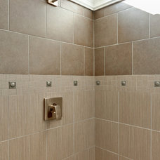 Contemporary Bathroom by Turan Designs, Inc.