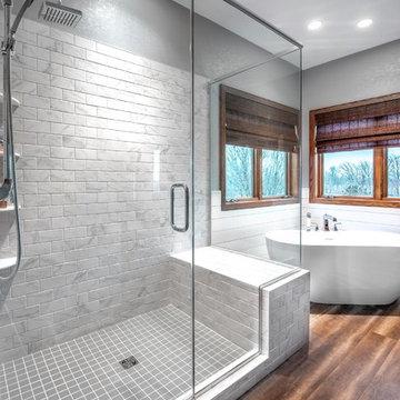 Terrace Park Luxury Bathroom, Windsor WI