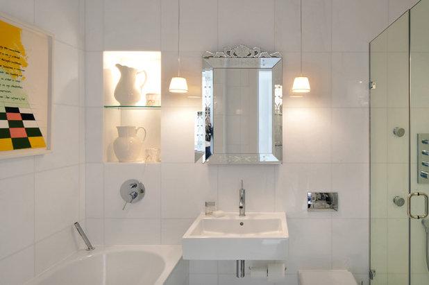 Scandinavian Bathroom by TG-Studio