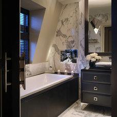 Contemporary Bathroom by Zephyr Interiors
