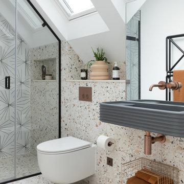 Terrazzo Shower Room