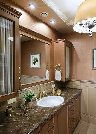 Классический Ванная комната by VVDesign