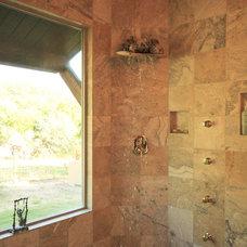 Contemporary Bathroom by Texas Home Plans