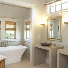 Contemporary Bathroom by Scarlett Custom Homes & Remodeling