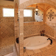 Traditional Bathroom by Direct Home Design