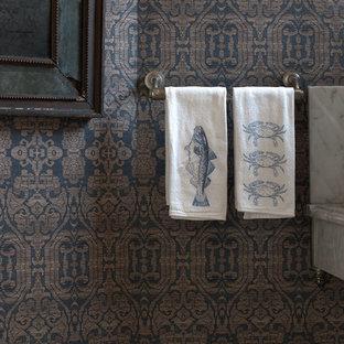 Imagen de cuarto de baño de estilo zen pequeño