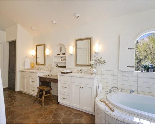 salle de bain sud ouest am ricain photos et id es d co de salles de bain. Black Bedroom Furniture Sets. Home Design Ideas