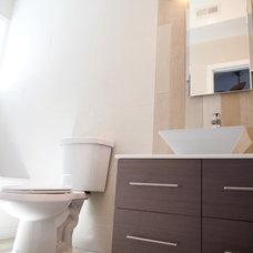 Modern Bathroom by Renaissance Design