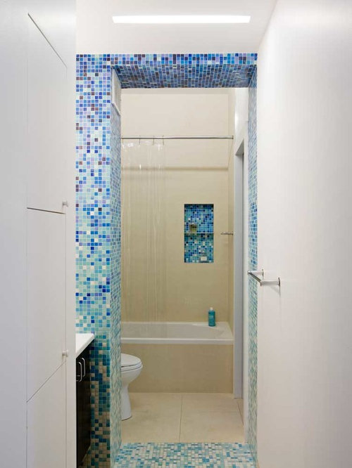 Clear Shower Curtain Home Design Ideas Pictures Remodel And Decor