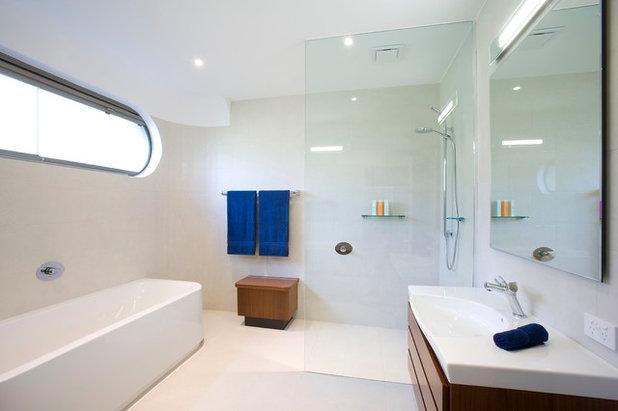 Contemporary Bathroom by Royston Wilson Design