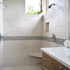 Contemporary Bathroom by Alan Mascord Design Associates Inc