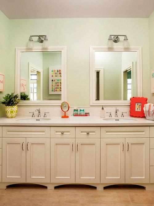 portland bathroom design ideas renovations photos with recessed