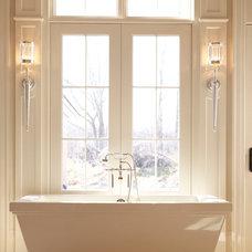 Traditional Bathroom by Parkyn Design