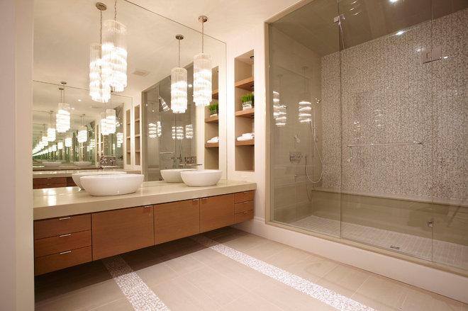 Contemporary Bathroom by Parkyn Design
