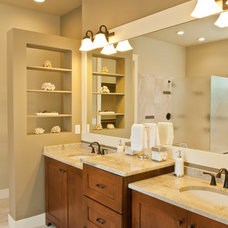 Traditional Bathroom by Alan Mascord Design Associates Inc