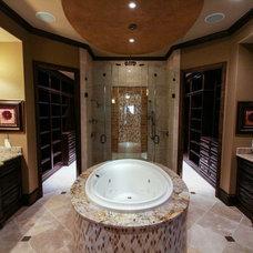 Traditional Bathroom by MainStreet America